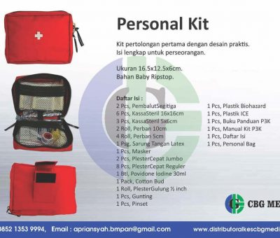 Jual Tas Emergency KIT